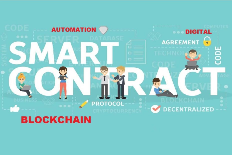 Tehnologia Blockchain | Smart Contract